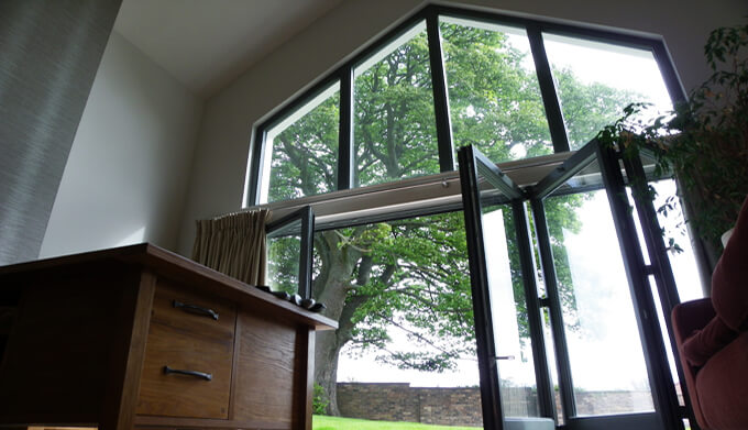 Timber upvc windows and doors edinburgh scotland for Upvc doors scotland
