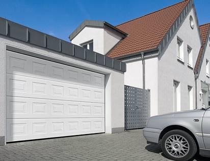 Garage Doors: By Manufacturer - Hormann