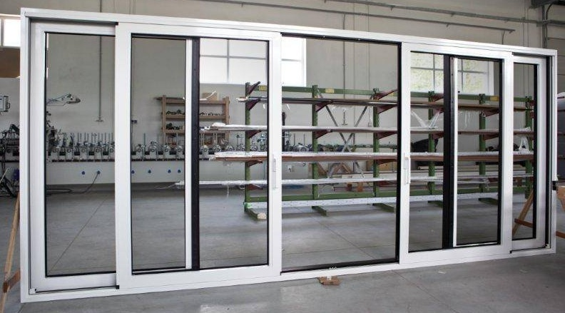Sliding Glass Walls Gallery Uniwin Windows Doors