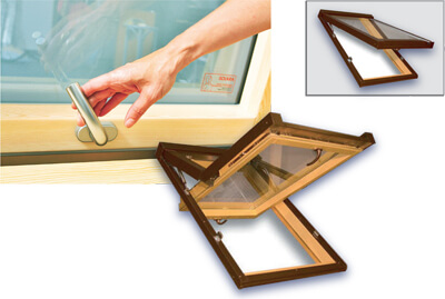 Uniwin Solara Roof Windows